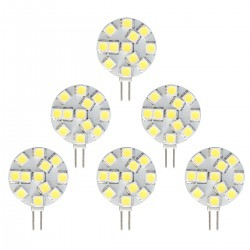 6PCS 12Volt LED G4 Replace...