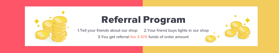 Register and Login to attend our Referral Program to earn bonus or real money.